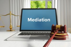 Online commercial mediation